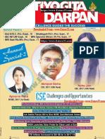 Pratyogita Darpan English Oct 2018