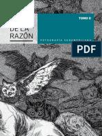 Libro Suenodelarazon II