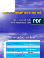 Day 5 ICAO Atmosphere Standard 5 Oct 2015