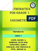 MATHEMATICS  FOR GRADE 1 Ppt.