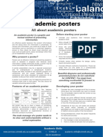 Academic Posters Update 051112
