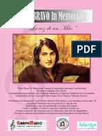 Dossier Nino Bravo in Memoriam