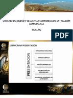 Criterio de Diseño y Secuencia Económica Extracción - SLS - CMDLL UG.pdf