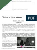 Instrucciones Figura Humana