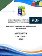 Rpt Modular Matematik t3 Kssr Semakan 2019
