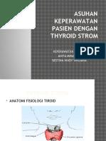 Asuhan keperawatan pasien dengan thyroid strom.pptx