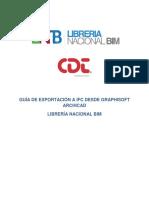 Guía de Exportación a IFC Desde ARCHICAD LNB