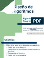 Unidad 1 - Tema 5 - Diseño de Algoritmos.pptx
