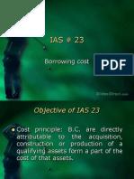 IAS 23