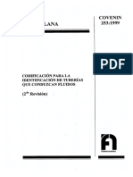 CODIFICACION PARA LA IDENTIFICACION DE TUBERIA QUE CONDUZCAN FLUIDOS 253-99.pdf