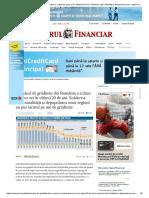 Numărul de Grădiniţe Din România a Scăzut de Zece Ori În Ultimii 20 de Ani. Scăderea Ratei Natalităţii Şi Depopularea Unor Regiuni Au Pus Lacătul Pe Mii de Grădiniţe _ Ziarul Financiar