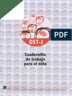 DST-J. Cuadernillo de Trabajo
