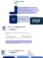 Ley 7 - 10 Febrero 2018