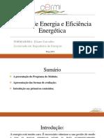 Aula 1-Gestão de Energia e Eficiencia Energética