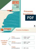 Processos Fonológicos 12.º