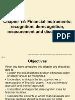 Financial Instrument-recogniton , Measurement