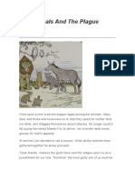 The Animals and the Plague
