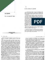 H. v. Wright, Norma y Acción - De Las Normas en General (I)