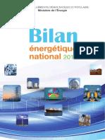 Bilan Energitique National 2015 Last (2)