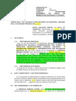 Demanda del cobro de beneficios sociales JUSTO SALCEDO APAZA.docx