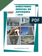 DIRECTORIO JUDICIAL ANTIOQUIA2015.pdf
