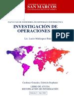 Libro Investigacion de Operaciones 1 - Lucio Malasquez 2016 (2)