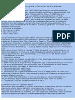 Método Pólya. Resolución de Problemas.pdf