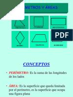 Área y perimetro