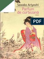 Sawako Ariyoshi - Parfum de curtezana.pdf