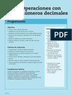 Numeros Decimales - 1