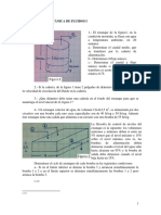 Guía 4 Dinámica de Fluidos