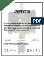 Certificado de Antonio 2