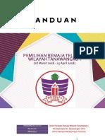 Panduan Retel Wil. Tanawangko 1 Tahun 2018 Revisi