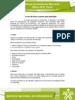 GuÍa Buen Uso de Foros y Pasos para Participar en EXCEL.pdf