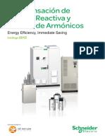 COMPENSACION DE ENERGIA REACTIVA