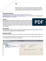 ODOT Electronic C92 Process