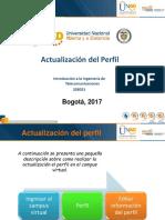 Actualización Del Perfil_208051
