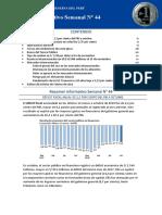 Resumen Informativo 44 2018