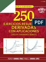 250 Derivadas Muestra Infinito 2016
