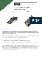Transceptor Nrf24l01 Modulo 24 Ghz PDF