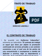 IMPORT. 1 - CLASE-5 Contratos II Laboral