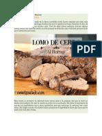 Lomo de Cerdo Al Horno.docx