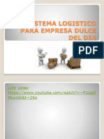 Sistema Logistico Para Empresa Dulce Del Dia