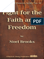 Brooks Fight for the Faith and Freedom [42]