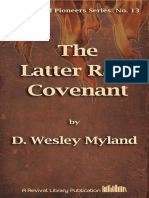 Myland the Latter Rain Covenant [13]