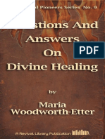 Woodworth-etter Questions and Answers on Divine Healing [9]