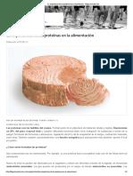 La importancia de las proteínas en la alimentación - Blogs lanacion.com-1