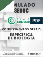 CG - Biologia