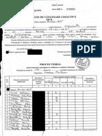 AVPS Turris Registre Vanatoare 14-15 Februarie 2015