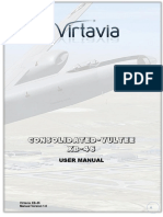 Virtavia XB-46 Manual